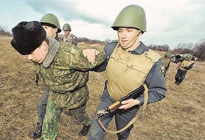Меры наказания назначаемые военнослужащим РФ