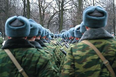Места отбывания наказания, назначаемые военнослужащим