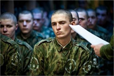 Срок наказания, назначаемого военнослужащим в России