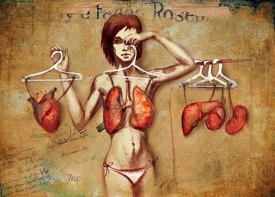 Принуждение к трансплантации органов и тканей