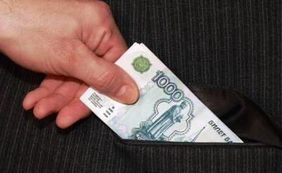Классификация дачи взятки