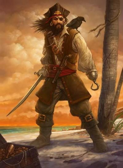 Пиратство в море