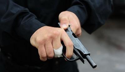 Какое оружие или предметы могут выступать при разбое?