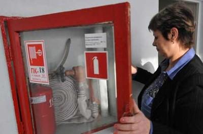 В какой статье УК РФ описано понятие правил пожарной безопасности?