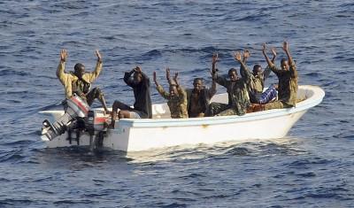 Судебная практика: пиратство