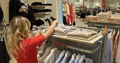 Кража в магазинах одежды