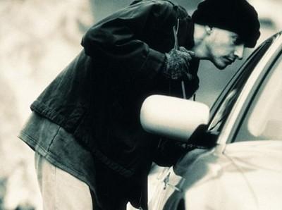 Срок за кражу машины