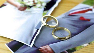 Можно ли расторгнуть брачное сочетание, заключенное за решеткой?