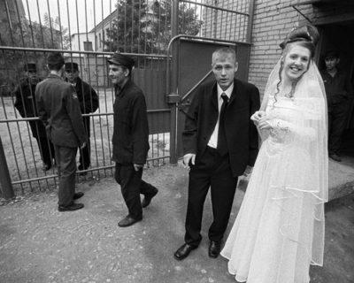 Свадьба в тюрьме: как проходит?