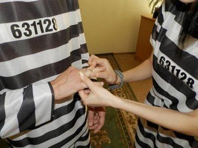 Последствия бракосочетания с заключенным