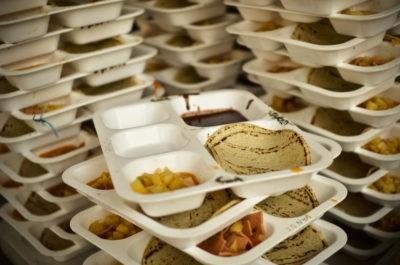Еда в тюрьме