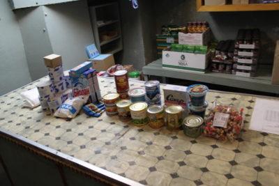 Что можно передавать в тюрьму из продуктов?