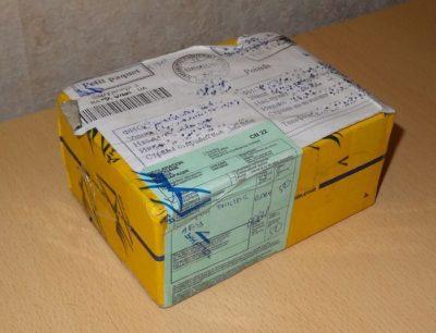 Разрешенные почтовые передачи
