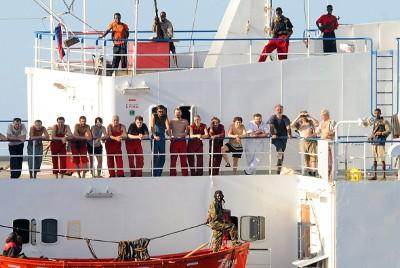 Кража и разбой терроризм на море